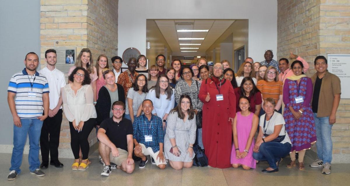 ACES with TEA Fellows