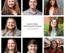 student affairs administration students