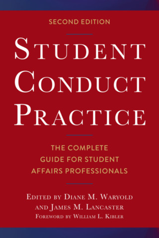 Student Conduct Practice Book Cover
