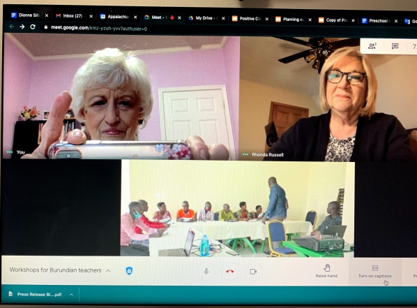 Virtual Teacher Training