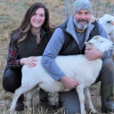 """Audra and Chris Loftin own Sweet Grown Alabama Farms in Tanner. Audra Loftin is """"Teacher of the Year"""" at Columbia Elementary School. CONTRIBUTED"""