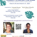 Children's Literature Symposium flyer
