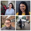 Graduate Students Honored