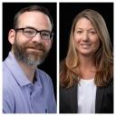 Jason DeHart and Jennifer McGee
