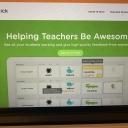 Student Teacher Screen Shot