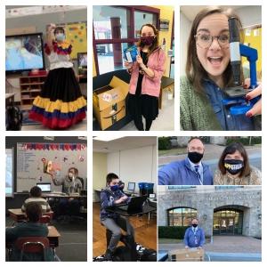 Scenes of Public School Mini Grants