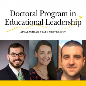 Doctoral Program in Educational Leadership Graduates