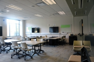 Active Learning Classroom in the Reich College of Education