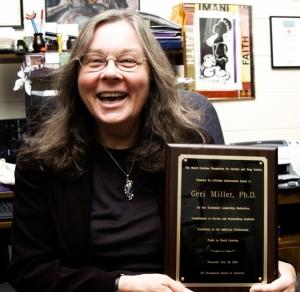 Dr. Geri Miller