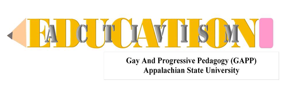 Education Activism GAPP club icon