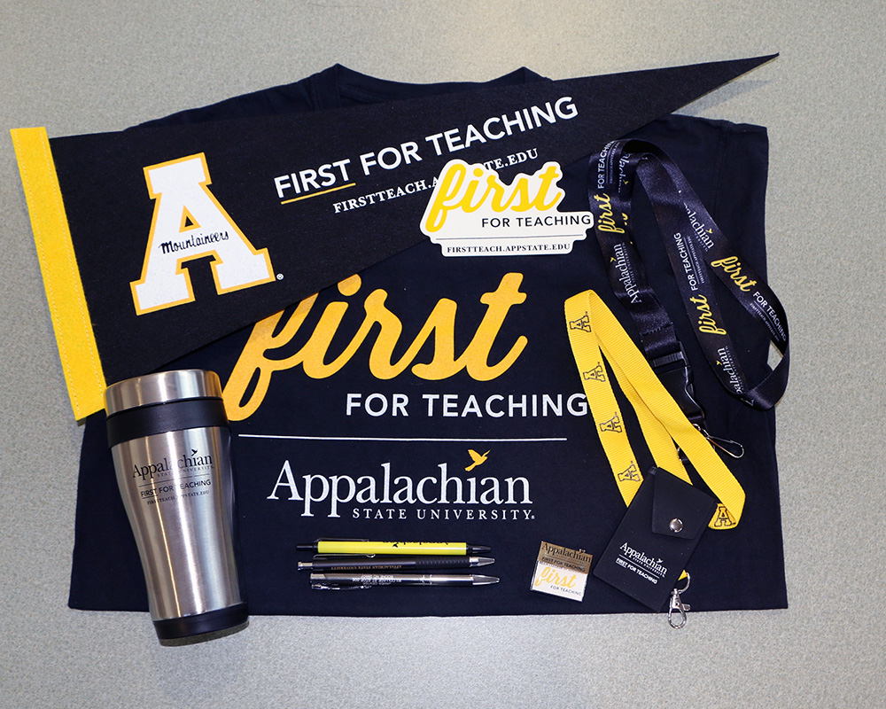 First Teach prize pack