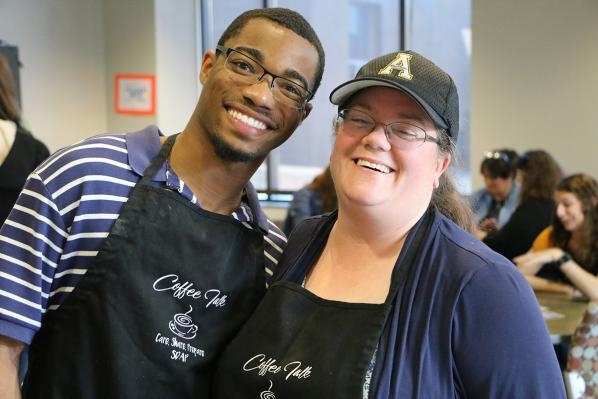 The Scholars with Diverse Abilities Program (SDAP) Coffee Talk series returns Spring 2019