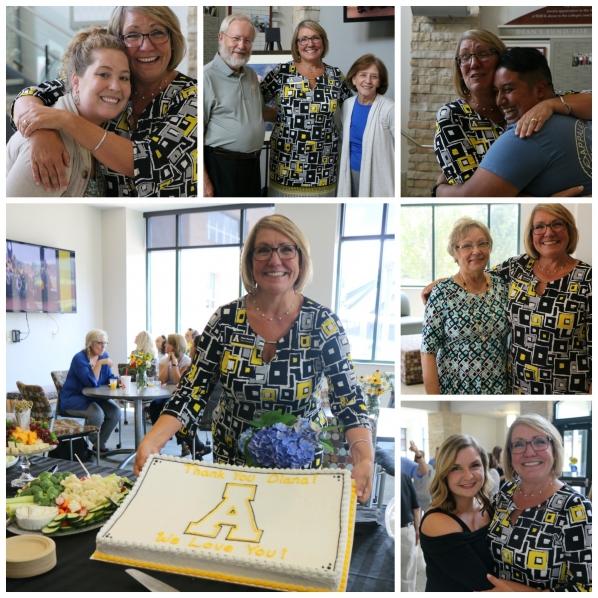 Diana Beasley retirement celebration