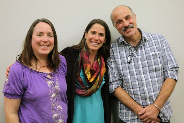 Damiana Pyles, Theresa Redmond & Jeff Goodman