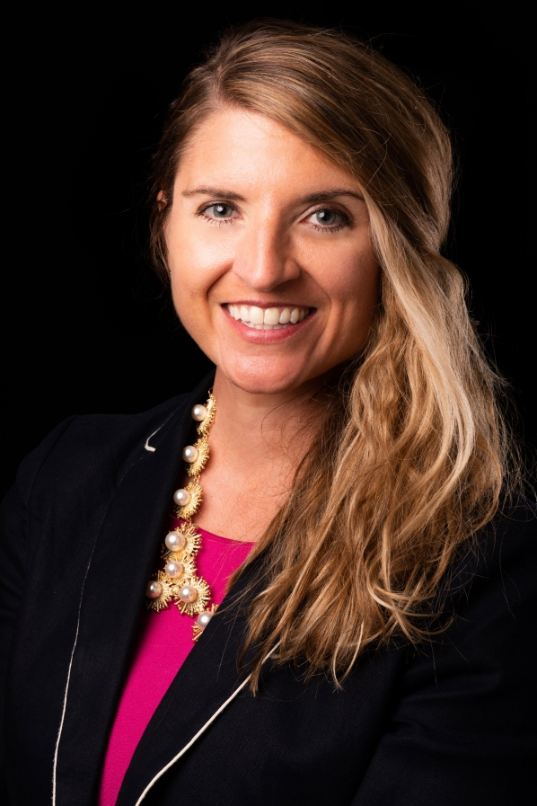 Headshot of Sonja Ardoin