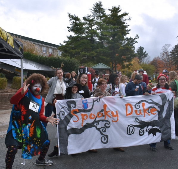 2017 Spooky Duke 5k, 10k and Costume March