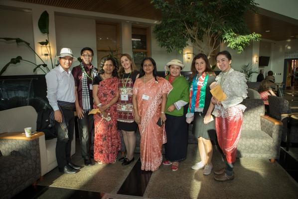 TEA fellows visit Appalachian