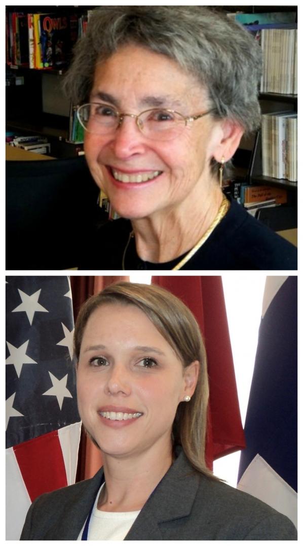 Margaret Werts & Cate Smith
