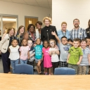 Appalachian Academy at Middle Fork administrators, teachers, and students