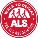 Walk to Defeat ALS logo