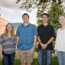 Alumni Memorial Scholarship Winners