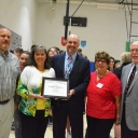 Blowing Rock School's Terri Hodges Named Watauga County Schools District-Wide Teacher of the Year