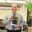 Appomattox County Public Schools names Jason Clark as Teacher of the Year