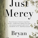 """The cover of """"Just Mercy: A Story of Justice and Redemption"""" by Bryan Stevenson. Penguin Random House image"""