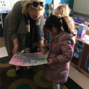 Kennedy-Herterich Family Foundation representative, Karyn Herterich, an active supporter of the Blowing Rock community, learned about LBCDLS through a friend and visited to learn more.