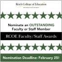 RCOE awards