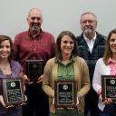 RCOE 2017 Faculty Award winners