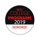 The Edvocate Best Programs seal