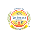 National Council on Teacher Quality badge