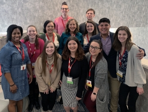Students and Faculty Present and Volunteer at the 2019 North Carolina Council for Exceptional Children Conference