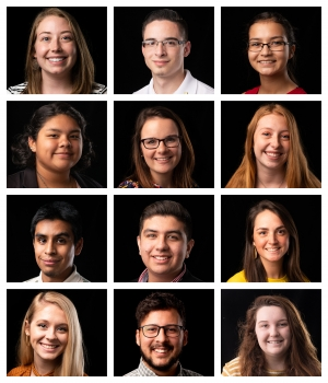 Meet the 2018-19 Patterson Scholars