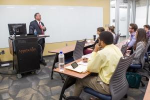 US News & World Report includes Appalachian in 'Best Graduate Schools'