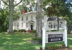 Chieftains Museum