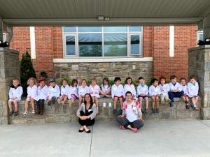 Lucy Brock Preschool Students