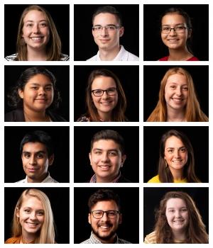 Meet the 2018-19 Patterson Scholars