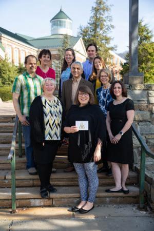 Cross-Disciplinary Team of Faculty Receive Million Dollar NSF S-STEM Grant