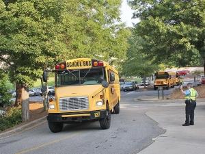 Wilkes County Schools Bus