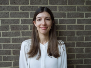 Jenna D. Willis, a graduate student in Appalachian State University's clinical mental health counseling program from Hatteras. Willis is the recipient of an NBCC Foundation grant to participate in the foundation's Minority Fellowship Program. Photo submitted.